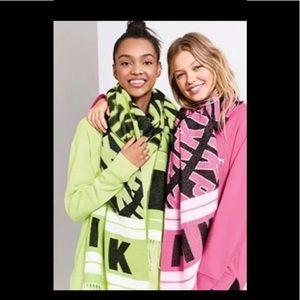 Victoria's Secret Pink Scarf